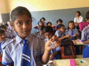 Small Science at Akshaya